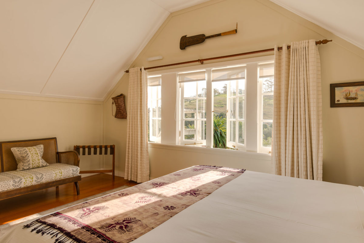 Ranginui bed and breakfast accommodation Russell NZ